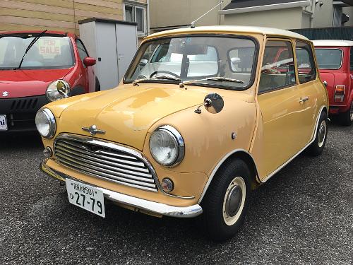 愛知県 春日井市 春日井オリエンタル自動車 ミニクーパー mini 試乗車