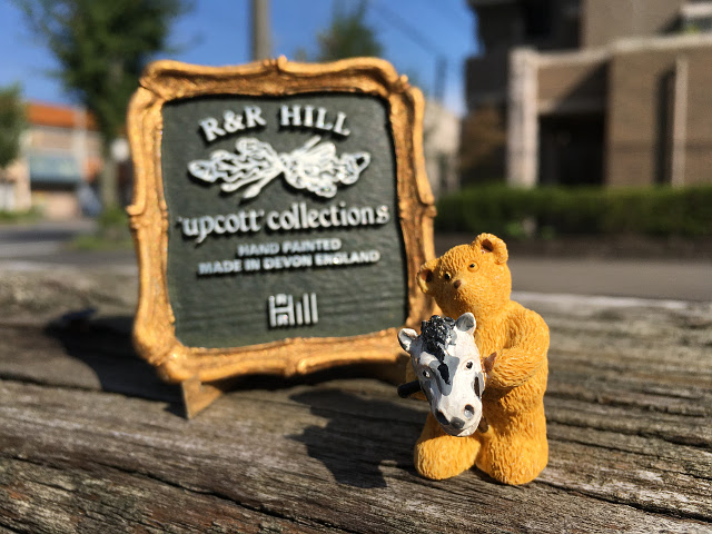 『R&R HILL』Teddy Bears(棒馬)