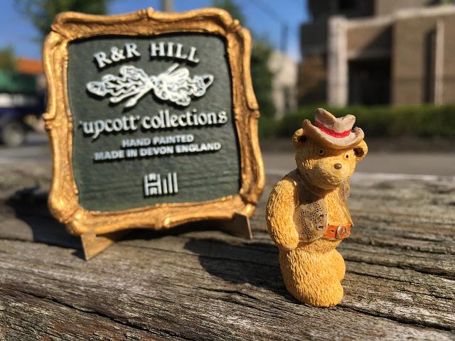 『R&R HILL』Teddy Bears(カウボーイ)