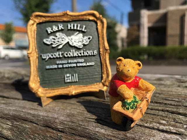 『R&R HILL』Teddy Bears(畑仕事)