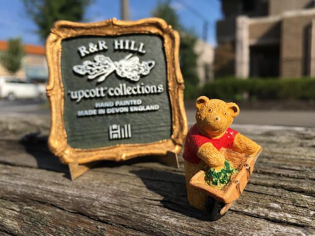『R&R HILL』Teddy Bears(畑仕事)