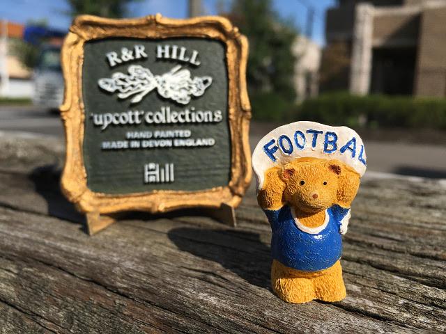 『R&R HILL』Teddy Bears(FOOTBALL)