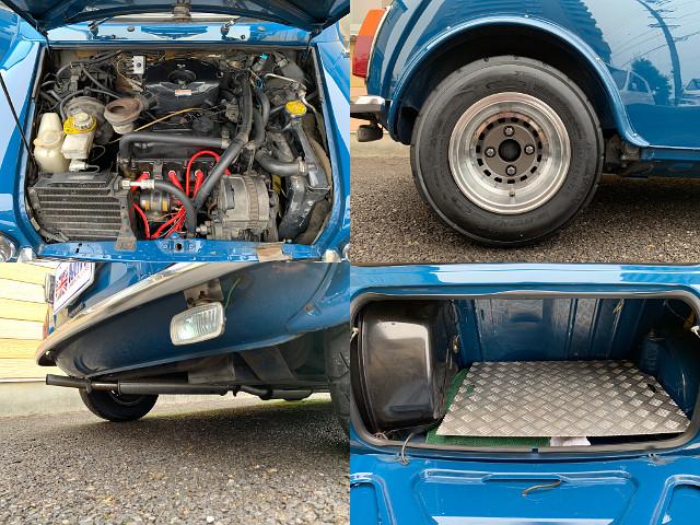 '91 MINI 1000 (A/T) ブルー