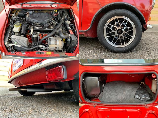 '95 クーパー 1.3i  (M/T) 白・赤