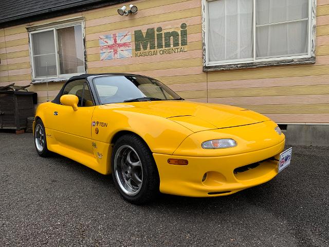 1994年(H6)ロードスター (M/T) 黄色