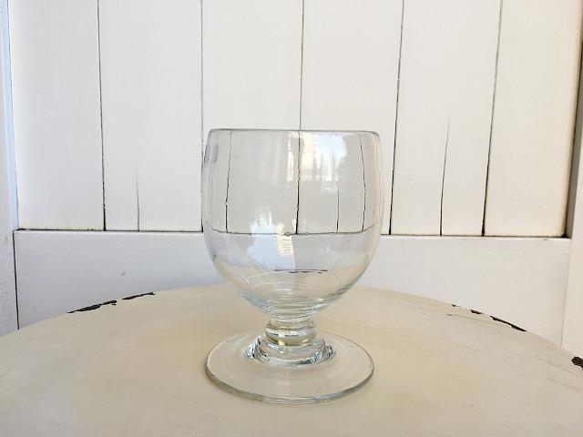 P-17 Persian手吹きガラス(ワイングラス大) 約φ8×H12cm