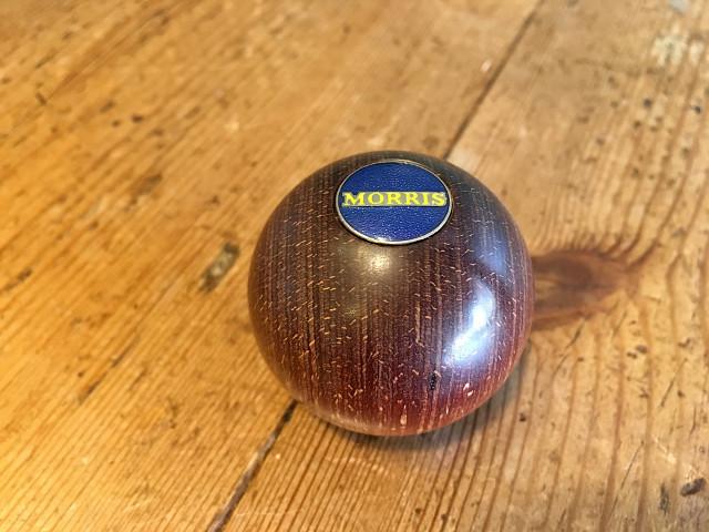 丸形ウッド MT用シフトノブ A1706