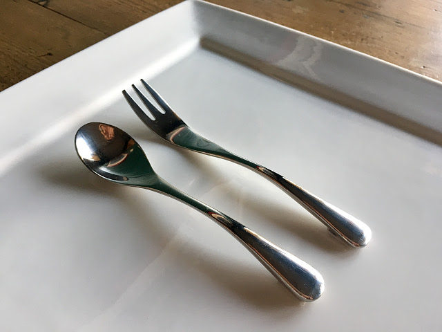 T-14 ARC TEA SPOON・CAKE FORK