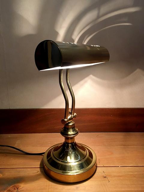 真鍮製 ピアノライト 048