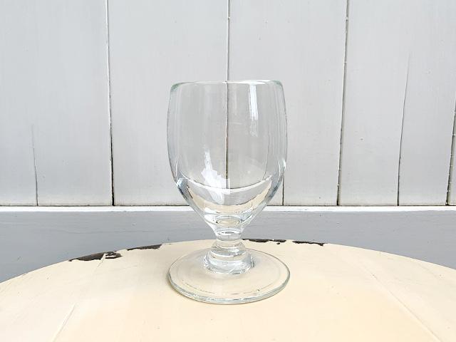 P-34 Persian手吹きガラス(ミニワイングラス) 約φ5.5×H10.5cm