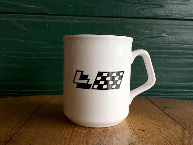 """LES-LESTON"" マグカップ(TAMS製) A1731"
