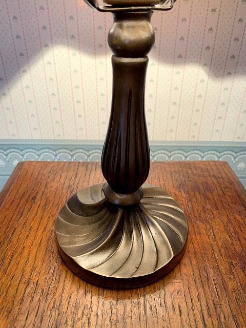 ステンドグラス テーブルランプ<マールOR> 689236