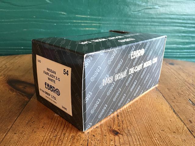 『FBBRO』 NISSAN FAIRLADY Z-G WHITE A1735