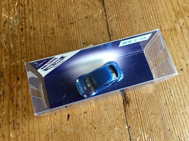 『MODEL PLANNING』 MINI CARS NEW ビートル(ブルー) A1740