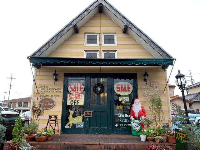 愛知県 春日井市 チューダーローズ 雑貨 クリスマス プレゼント 雑貨屋 インテリア 高蔵寺 家具屋