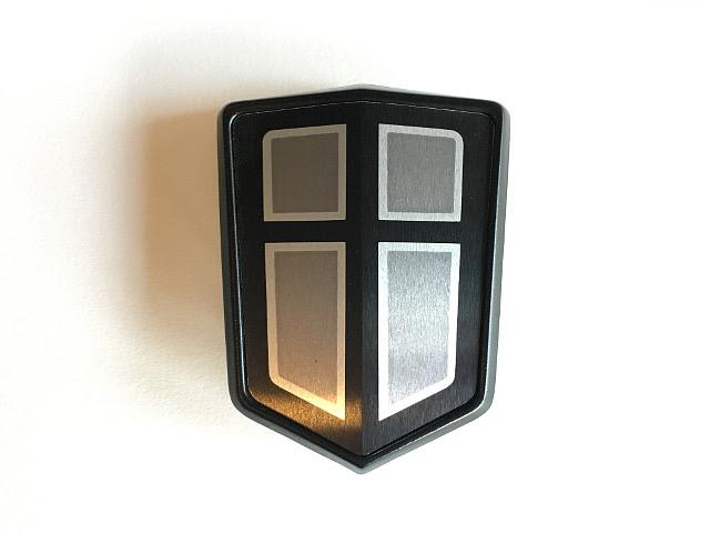 ボンネット エンブレム スプライト メイフェア(ミニ1000) A1755
