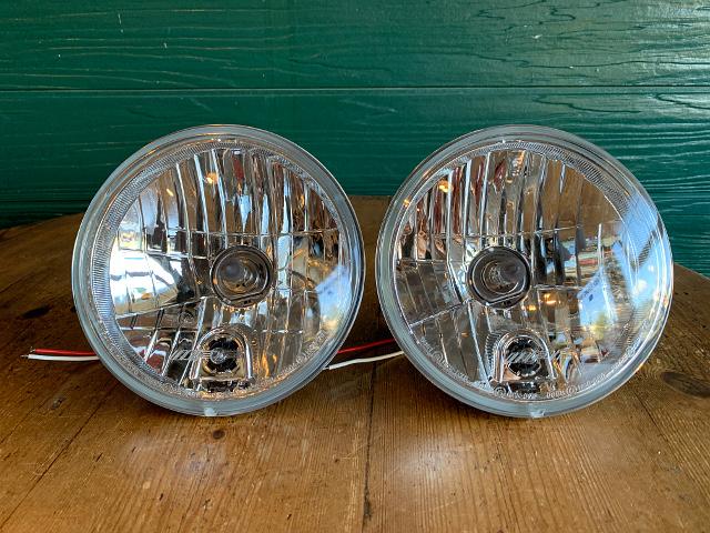 『IPF社』 マルチリフレクター ヘッドライト 1set A1763