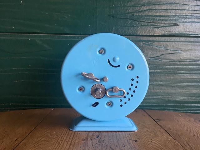 アンティーク置時計 アラームクロック 『BAYARD社』 8W-8
