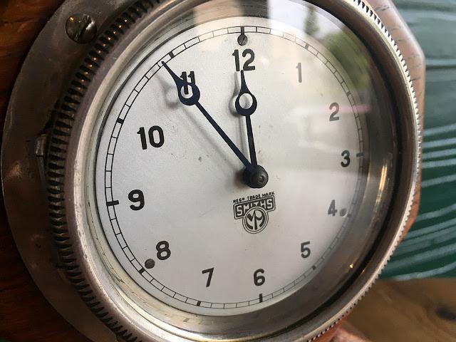 アンティーク置時計 『SMITHS社』 MA Car Clock 83751