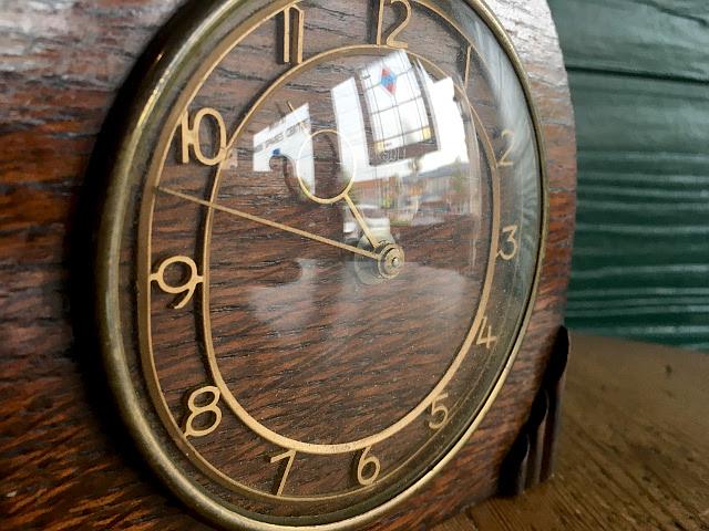 アンティーク置時計 『INGERSOLL社』 12171