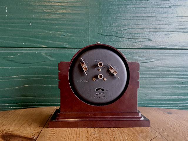 アンティーク置時計 アラームクロック 『JAZ社』 8W-10