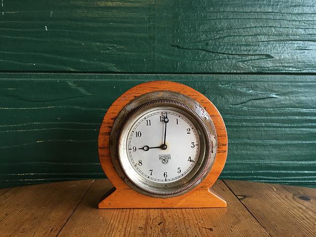 アンティーク置時計 『SMITHS社』 MA Car Clock 83774