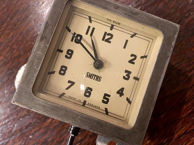 アンティーク時計 『SMITHS社』 83749