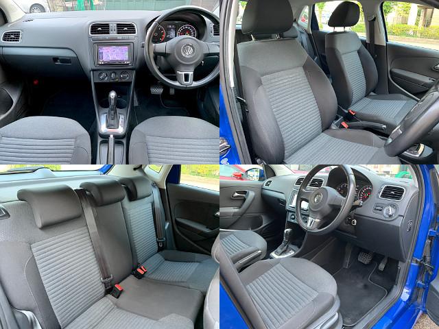 VW ポロ TSi (A/T) コンフォートライン ブルーモーション