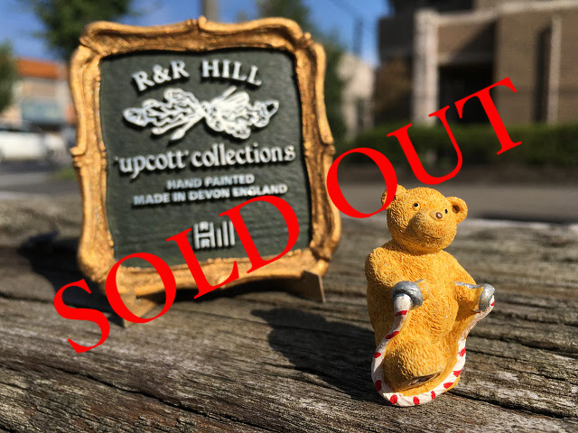 SOLD OUT 『R&R HILL』Teddy Bears(なわとび)