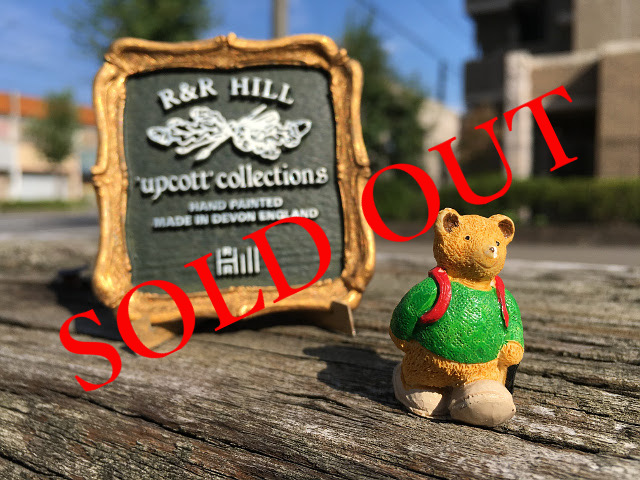 SOLD OUT 『R&R HILL』Teddy Bears(ハイキング)