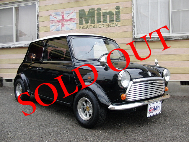 SOLD OUT '90 MINI 1000 (MT) 白・黒