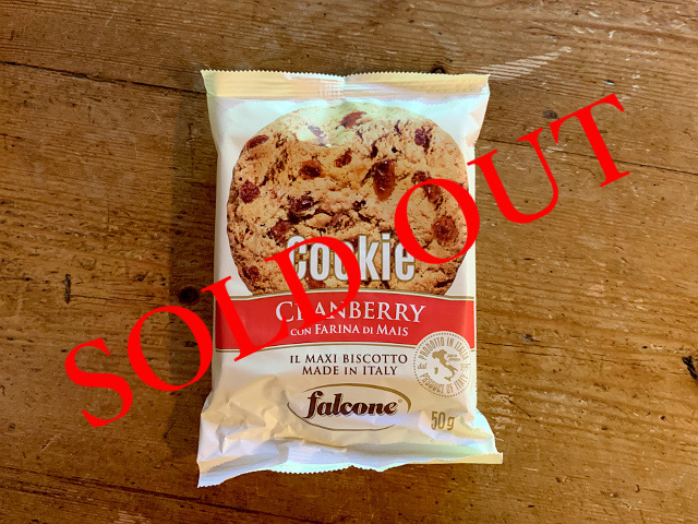SOLD OUT iF-20 『Falcone』クランベリークッキー 50g
