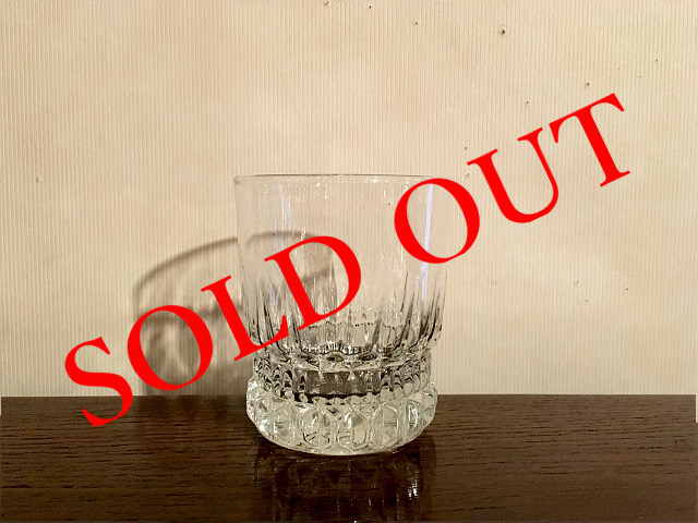 SOLD OUT g-3 ロックグラス オールド(300ml)made in FRANCE