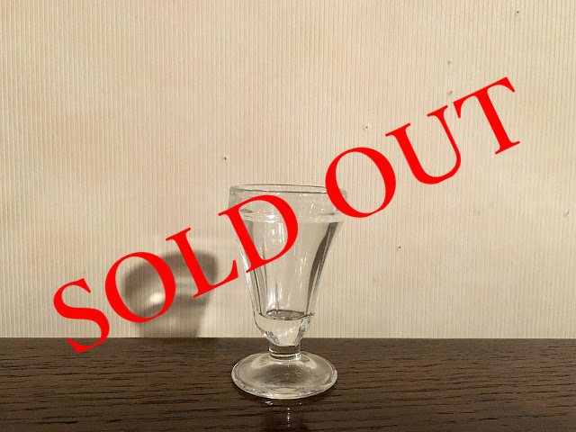 SOLD OUT g-6 ミニグラス(15ml)made in FRANCE