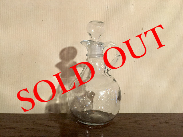 SOLD OUT g-12 ドレッシングボトル(296ml)made in USA