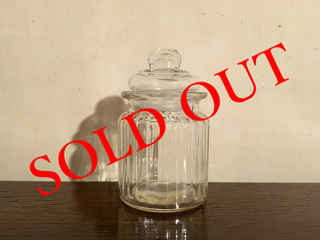 SOLD OUT g-13 グラスジャー(250ml)