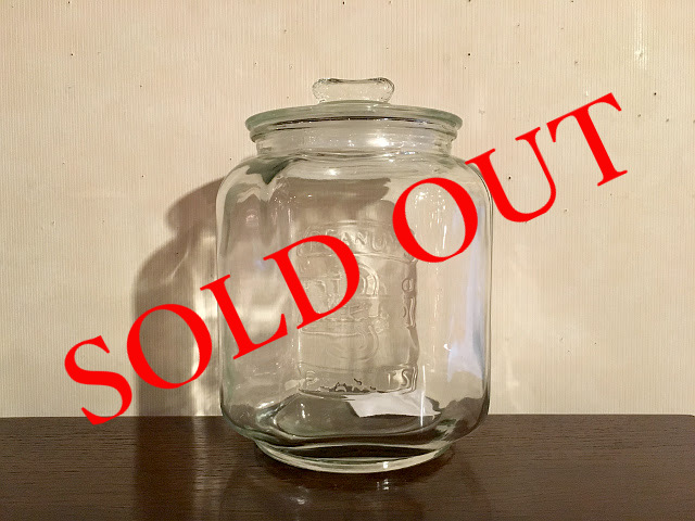SOLD OUT g-14 ガラスジャー(3300ml)