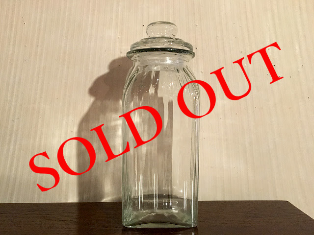 SOLD OUT g-15 ガラスジャー(2000ml)
