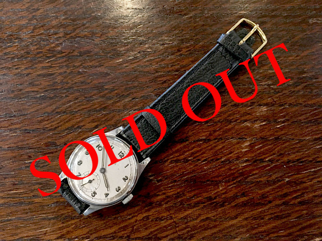 SOLD OUT アンティーク腕時計 『SMITHS社』 12036