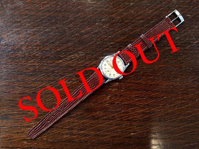 SOLD OUT アンティーク腕時計 『STIRLING社』 12106