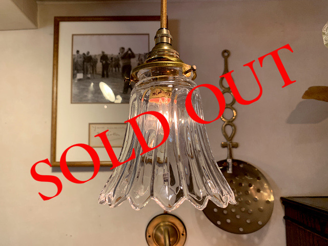SOLD OUT ガラスシェード FC-165