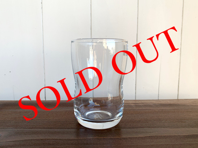 SOLD OUT g-40 つよいこグラス M(185ml) made in JAPAN