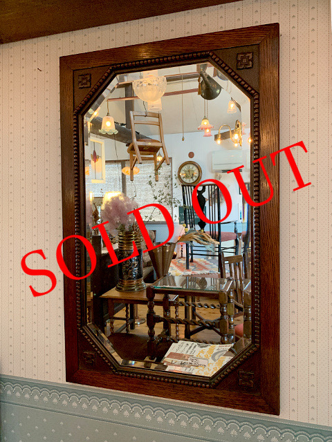 SOLD OUT アンティーク ミラー 20038
