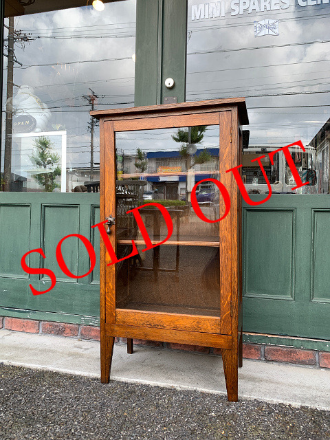SOLD OUT アンティーク ブックケース 21032
