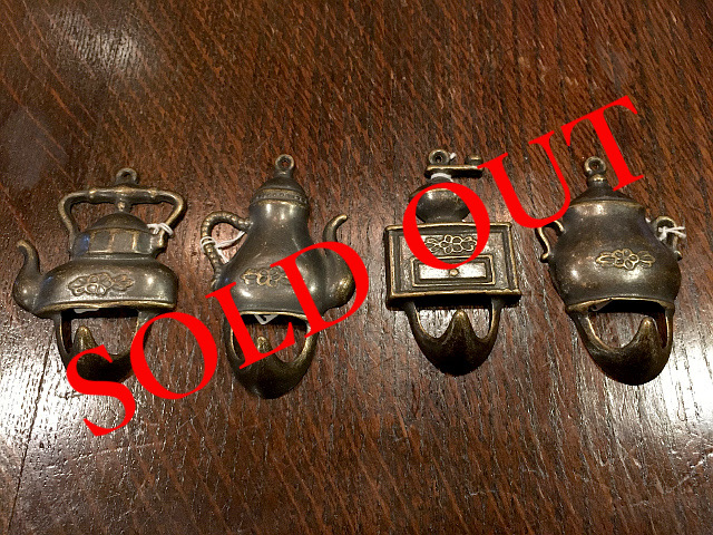 SOLD OUT 真鍮 フック (カフェ AN) br42