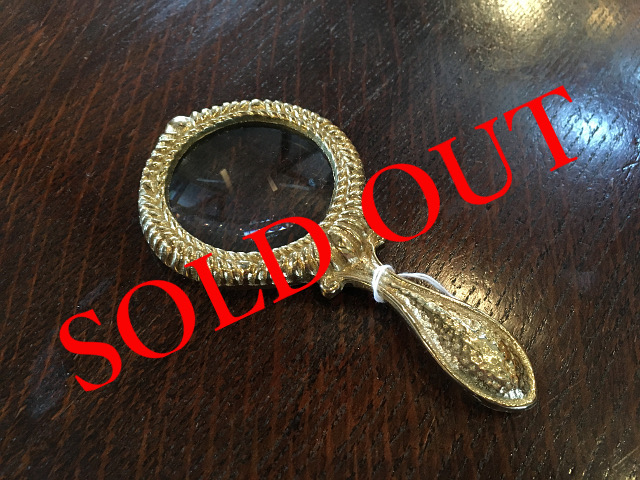 SOLD OUT 真鍮 ルーペ br07