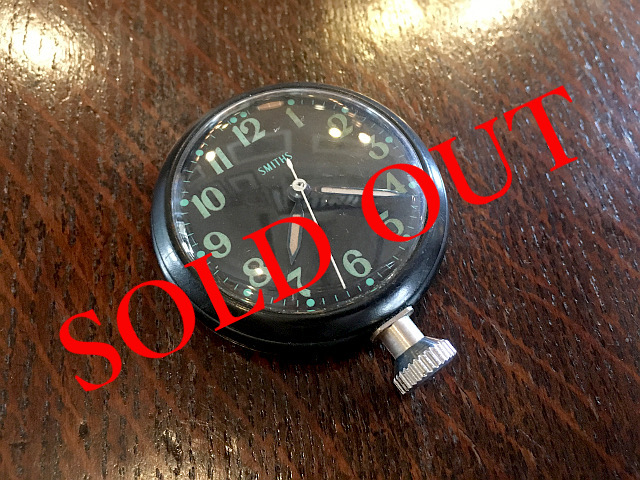 SOLD OUT アンティーク時計 『SMITHS社』 9191