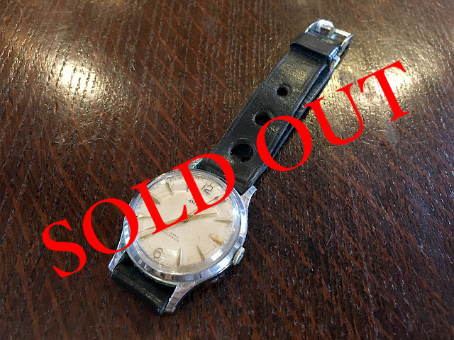 SOLD OUT アンティーク腕時計 『SMITHS社』 12035