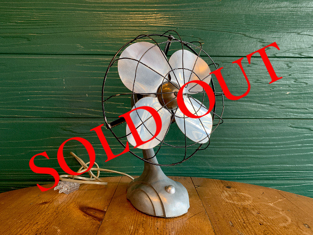 SOLD OUT アンティーク Electric Fan 11022
