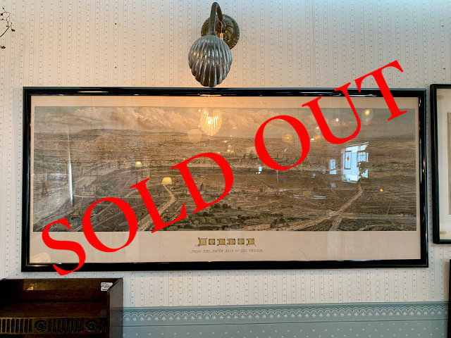 SOLD OUT アンティーク LONDON MAP 782419